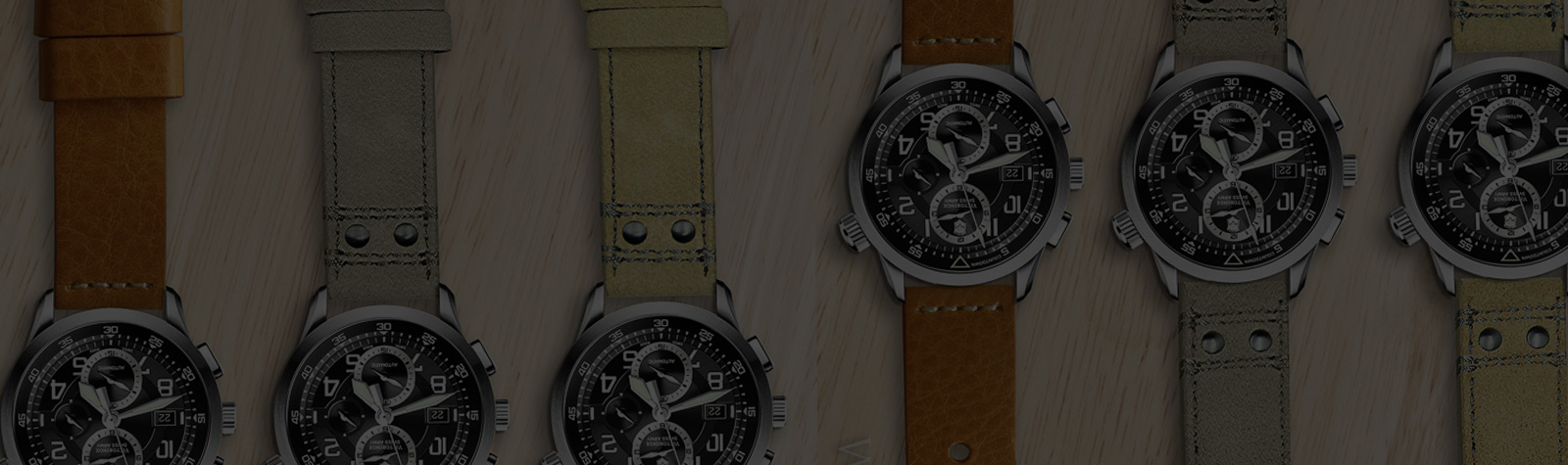 STRAP SWAP: Victorinox Swiss Army Airboss Mach 8 Special Edition Chronograph