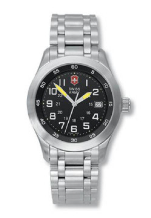 The first Airboss watch by Swiss Army