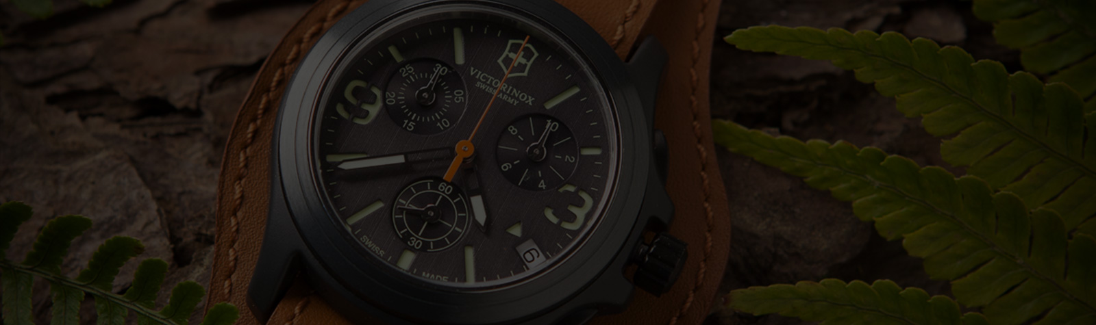 MEET THE WATCH: Victorinox Swiss Army Original Chronograph Limited Edition
