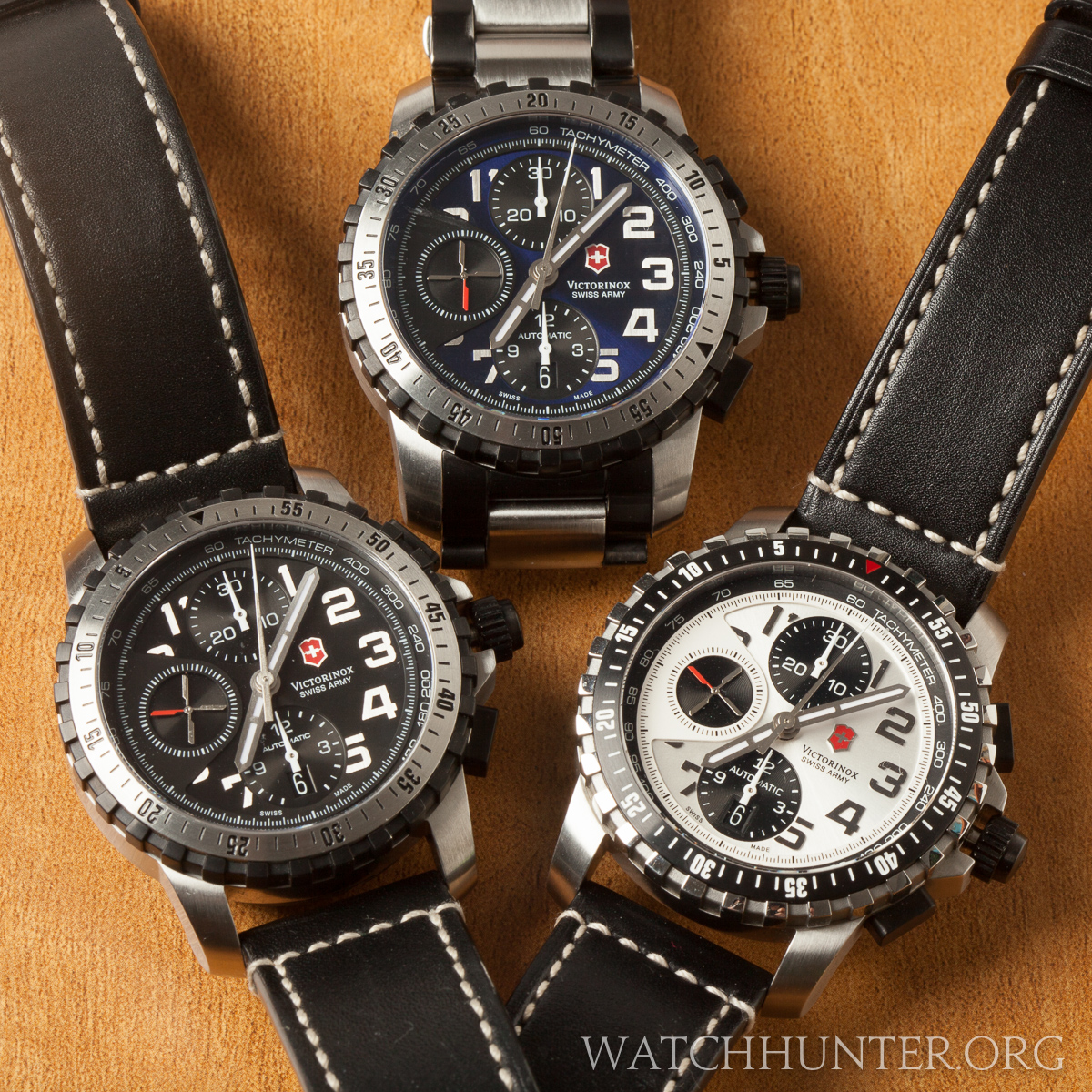 The dials of the 1st get Alpnachs are related but unique...
