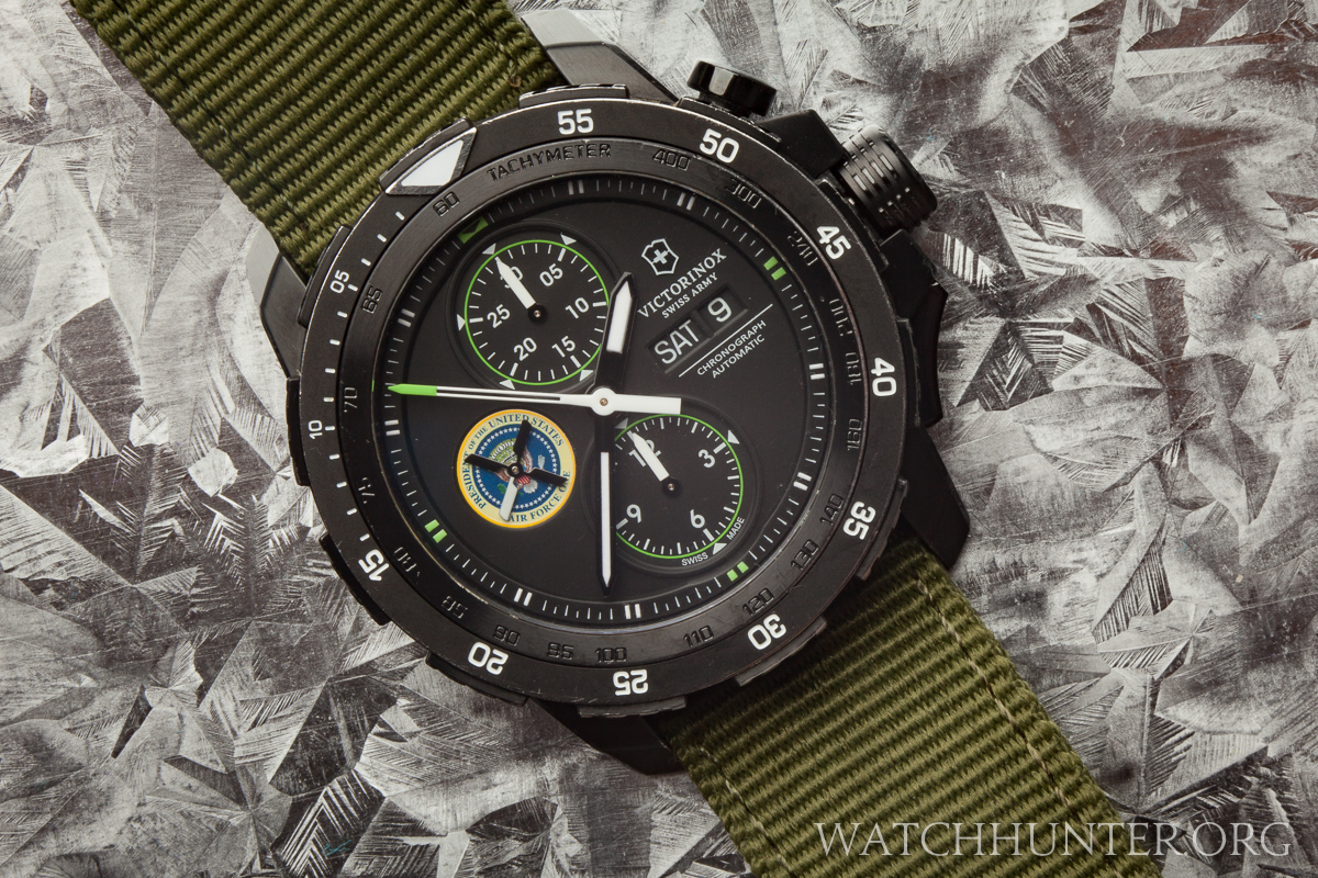 An aftermarket canvas military style strap transformed this watch for me. I live the military feel of it now.