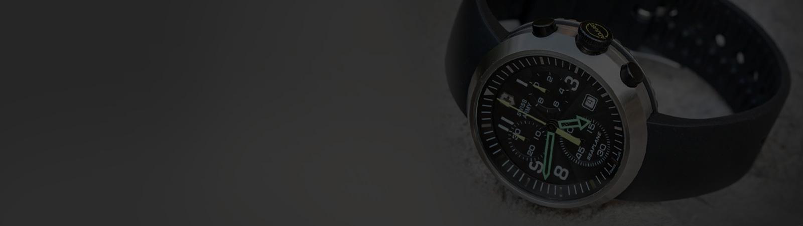 MEET THE WATCH: Victorinox Swiss Army SeaPlane Chronograph