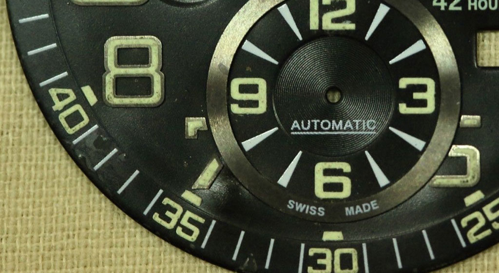 Layers of eye candy are applied to this very special limited-edition dial.Photo:www.ipreferanalogues.com