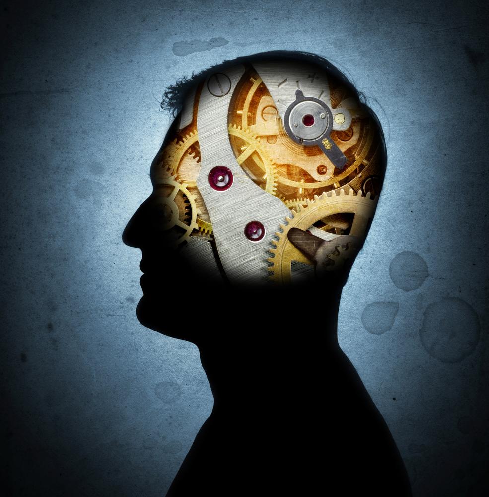 Watches on my brain. Photo: Shutterstock