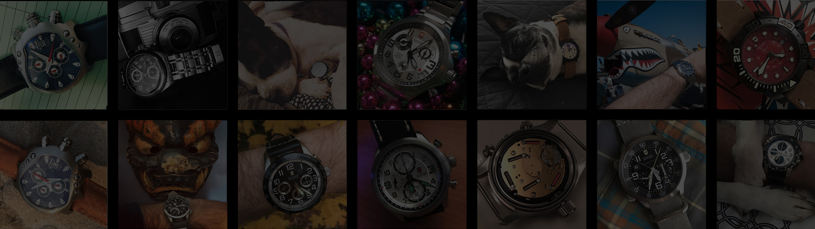 Using Instagram to Discover New Watches and Share Your Watches