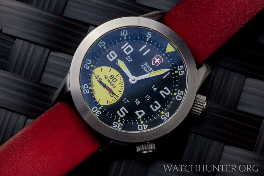 My Victorinox Swiss Army Airboss Mach 4 Limited Edition looks amazing... even in soft light.