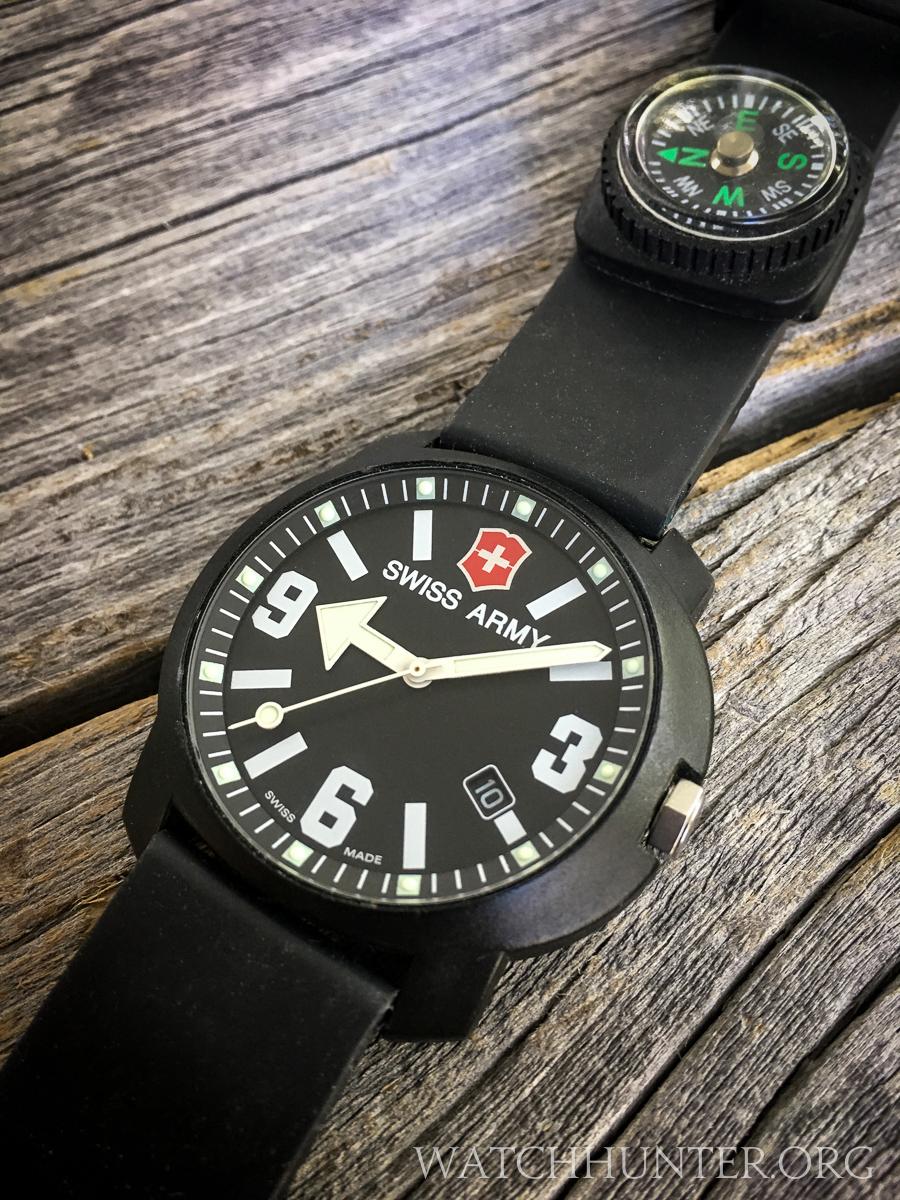 Swiss Army Black Recon 24533 - Victorinox Swiss Army I.n.o ...