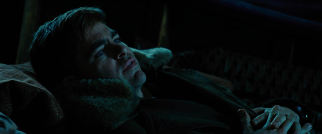 Steve Trevor's watch can barely be seen here, and no positive identification can be made. Photo: DC Entertainment*