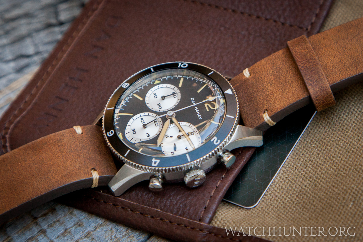meet the watch dan henry 1963 chronograph   the vintage