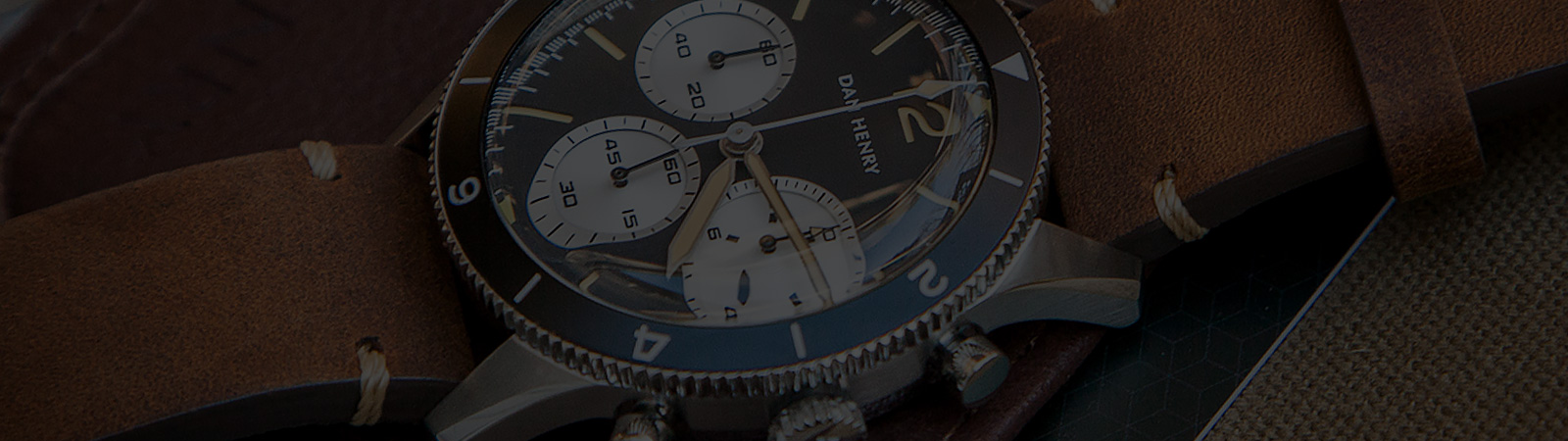 MEET THE WATCH: Dan Henry 1963 Chronograph – The Vintage Inspired Bargain