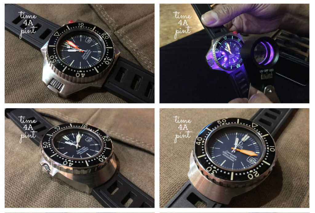 Sexy Omega dive watches. Photo: Chris Mann. Time4Apint.com