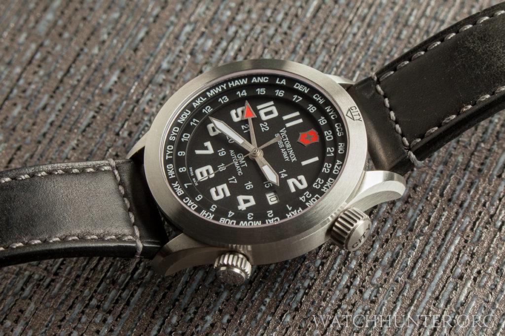 Victorinox Swiss Army Airboss Mach 5 GMT